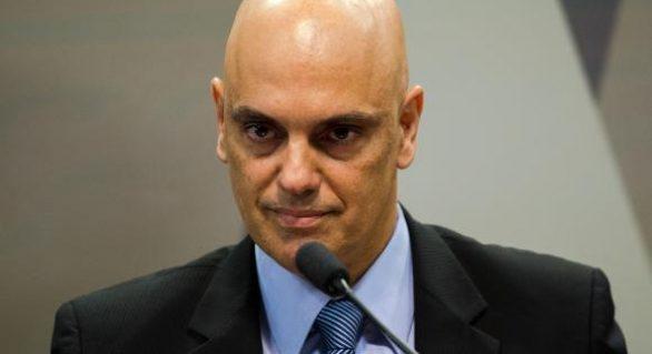 Alexandre de Moraes toma posse hoje no STF