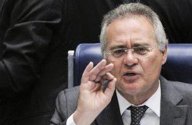 """Renan reage a Época: """"a Globo sabe que nunca mercantilizei leis"""""""
