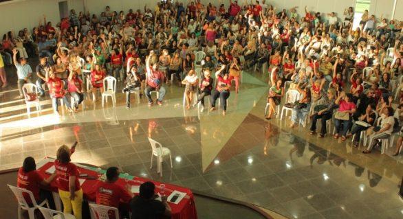 Sinteal suspende greve da educação, mas confirma mobilizações