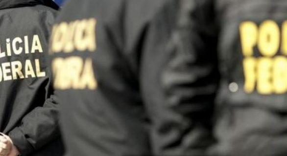 PF cumpre mandados de busca e apreensão na Assembleia de Alagoas