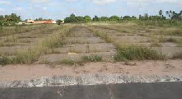 Aeroporto de Penedo: processo licitatório deverá ser iniciado em 60 dias
