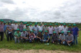 Dia de Campo no sertão encerra atividades da quarta turma do Mais Pasto