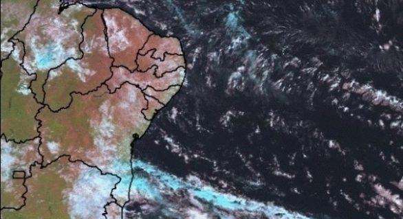 Previsão aponta para possibilidades de chuvas no Litoral e Zona da Mata