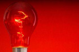 Contas de energia elétrica terão bandeira tarifária vermelha em abril