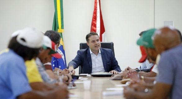 Governo garante celeridade para reforma agrária nas terras da Usina Laginha