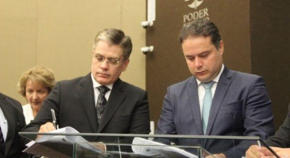 Detran de Alagoas assina convênio com o Poder Judiciário