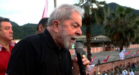 """""""Serei candidato para ganhar, não para perder"""", diz Lula"""