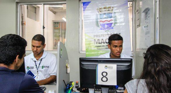 Sine Maceió oferece vagas para profissionais de diversas áreas