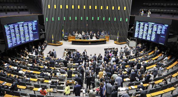 Plenário da Câmara começa discussão para votar reforma trabalhista