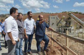 Pedreira é inaugurada em Murici durante 6ª edição do Governo Presente