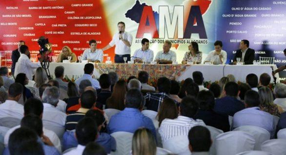 Beneficiada com mais de R$ 1 bi pela AMA, prefeitura de Maceió corta contribuição da associação