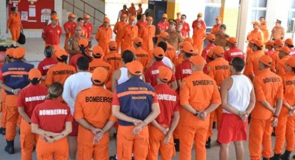 Bombeiros e policiais de todo o país lançam operação conjunta nesta quinta (20)