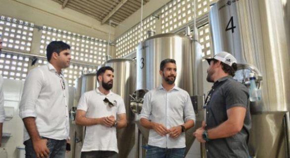Cervejaria artesanal alagoana recebe incentivos fiscais do Prodesin