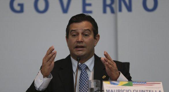 Ministério de Maurício Quintella sofre corte de R$ 5,1 bilhões
