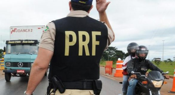 PRF registra aumento de 171% em acidentes durante a Semana Santa