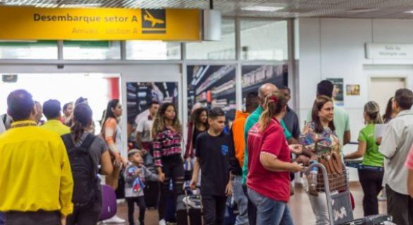 AL receberá voos extras do Sul, Sudeste e Centro-Oeste nas férias de julho