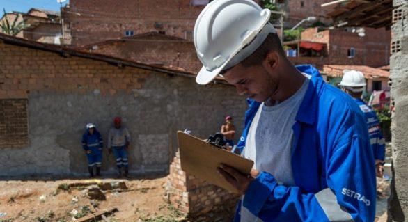 Obras de infraestrutura geram emprego e renda para população alagoana