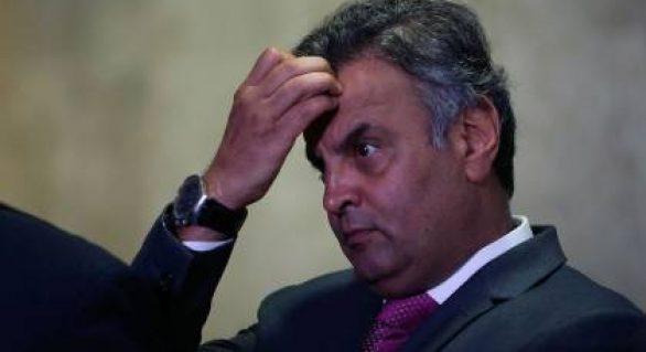 Defesa de Aécio Neves recorre ao STF para retomar mandato