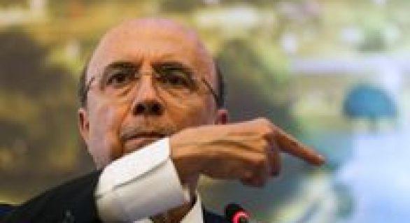 Meirelles diz que não vê chances de reversão da política econômica