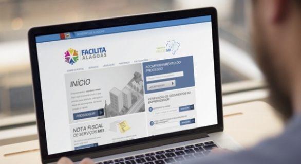 Juceal vai expandir os atos realizados no Portal Facilita Alagoas