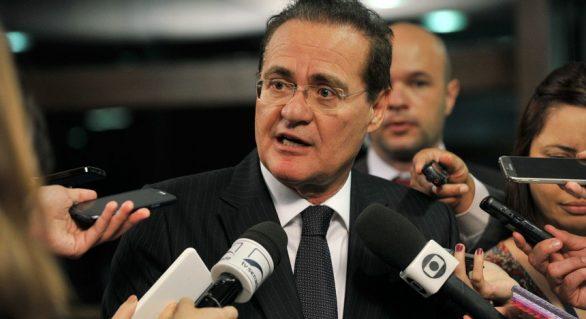 Temer manobra para tirar Renan da liderança do PMDB, mas sofre derrota