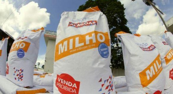 Governo fará entrega de sementes em Santana do Ipanema na sexta-feira (5)