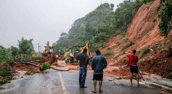 Danos causados pelas chuvas levam TRT/AL a suspender audiências e prazos no interior