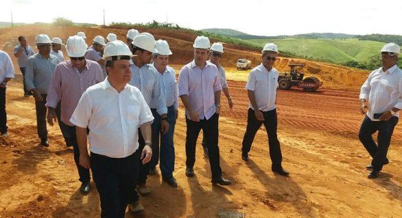 Obras do Matadouro Regional de Viçosa estão avançadas