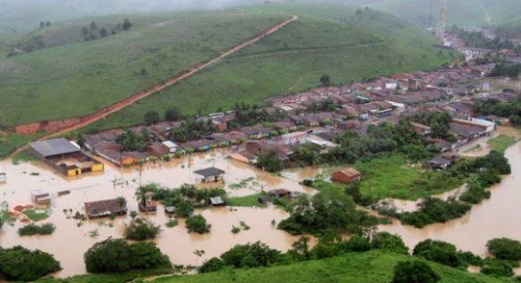 Defesa Civil divulga novo boletim sobre danos provocados pelas chuvas em AL
