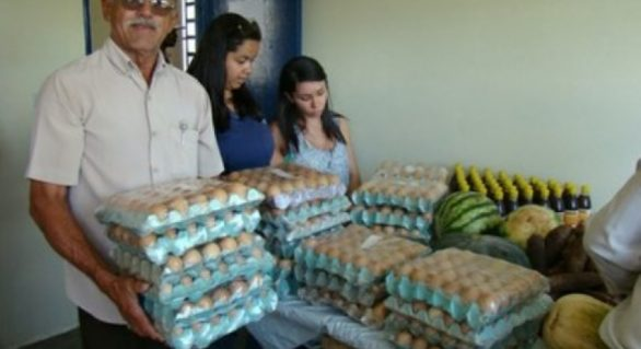 Emater irá implantar Centro de Comercialização do Programa de Aquisição de Alimentos em Igreja Nova