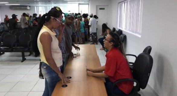 Cidade de Murici recebeu Feirão de Crédito da Desenvolve