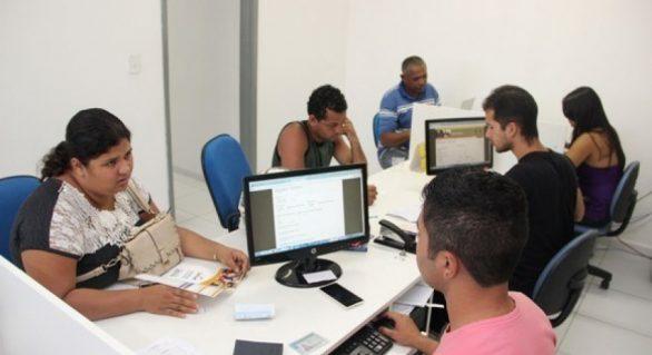 Rede estadual do Sine disponibiliza 55 vagas de emprego para capital e interior