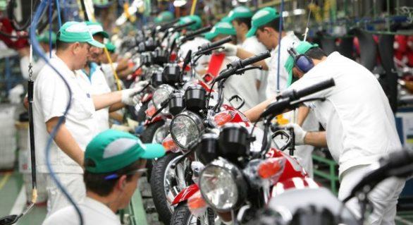 Prévia do Índice de Confiança da Indústria indica aumento de 1,2 ponto