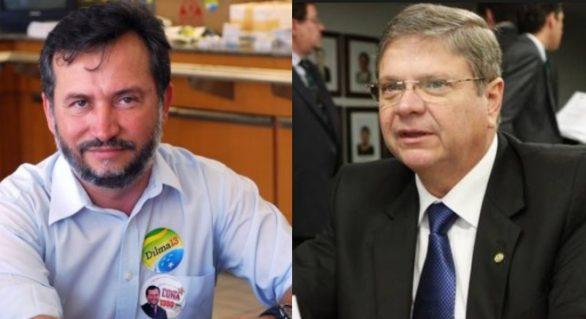 Alexandre Toledo e Pinto Luna, os nomes do PROS para a majoritária em 2018
