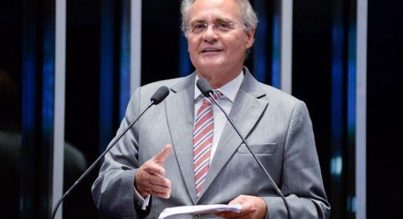 Sob ameaça de perder liderança, Renan avisa que não vão botar a canga nele