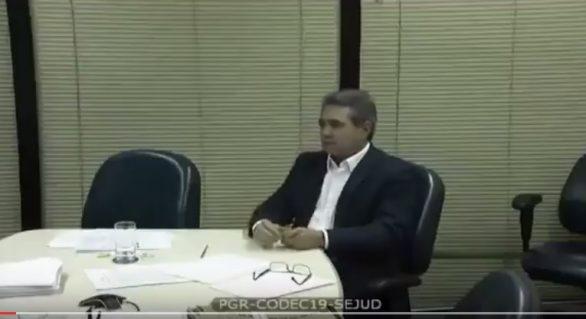 Vídeo: delator acusa alagoano dono do Diário do Poder de extorsão