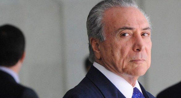 Michel Temer se pronuncia e nega ter negociado silêncio de Cunha