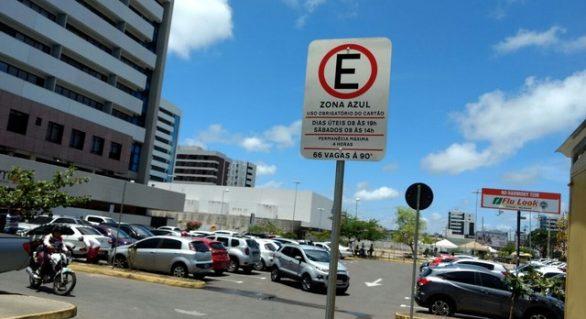 Prefeitura de Maceió diz que pode acatar recomendação para suspender Zona Azul