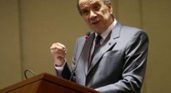 PSDB apoia e sustentará o governo, diz Aloysio Nunes em Washington