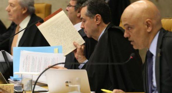 STF: Alexandre de Moraes pede vista de julgamento sobre foro privilegiado