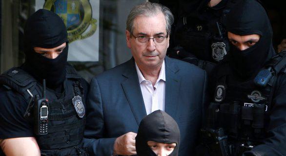 Meu silêncio não está à venda, diz Cunha à PF