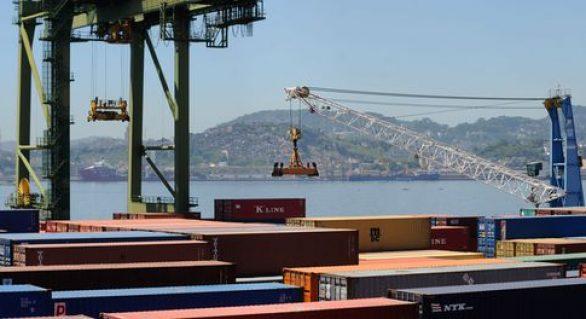 Balança comercial tem superávit recorde de US$ 29 bilhões de janeiro a maio