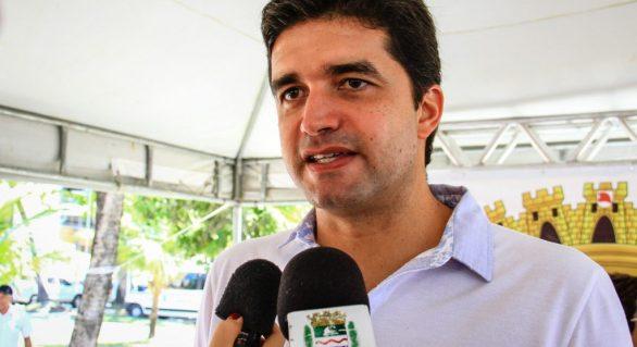 Prefeito de Maceió sanciona cinco leis nesta quinta-feira
