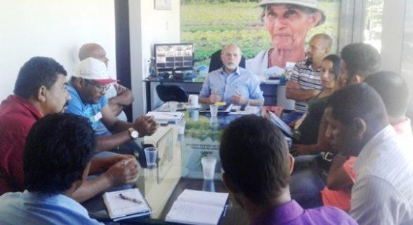 Governo de Alagoas reafirma compromisso na aquisição das terras de usinas