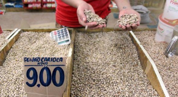 Índice de preços de maio aponta variação de 0,06%