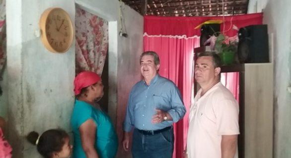 Jacuípe terá distribuição de leite ampliada depois de enchente, garante Agricultura