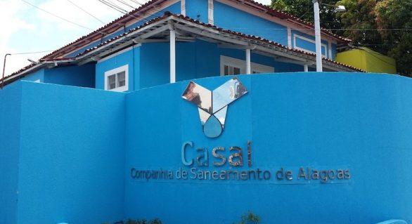 Convênio com a Casal vai atender 77 municípios com saneamento e abastecimento