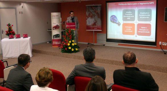 Semtabes e BNB alinham parceria para incentivo a empresários