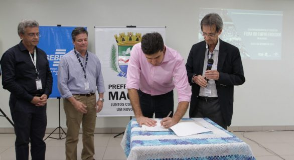 Sebrae e Prefeitura de Maceió firmam convênio em prol do aprimoramento do ambiente empresarial