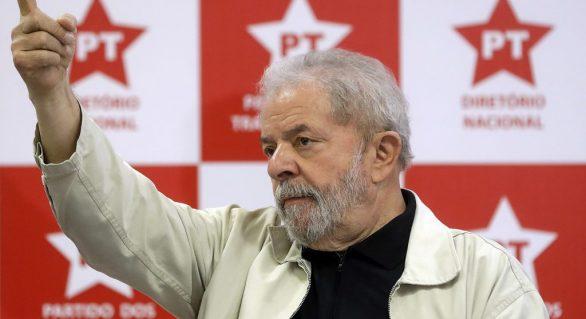 Lula lidera; Bolsonaro e Marina empatam em 2º lugar, diz Datafolha